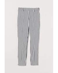 H&M - Pantalon 7/8 - Lyst