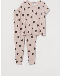 H&M - H & M+ Pyjamas - Lyst