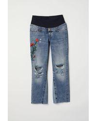 H&M - MAMA Kick Flare Jeans - Lyst