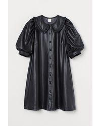 H&M - Kleid in A-Linie - Lyst