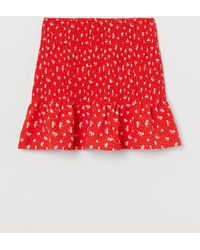 H&M Skirt - Red