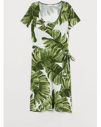 H&M MAMA Stillkleid - Grün