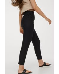 H&M Pull-on Pants - Black