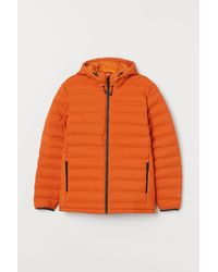 H&M Wasserabweisende Outdoorjacke - Orange