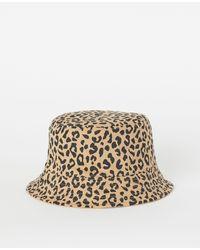 130df7e3d H&M Felt Hat In Wool in Natural - Lyst