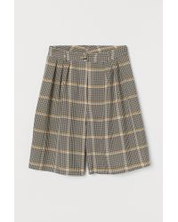 H&M Weite Shorts - Natur