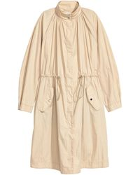 H&M Trench-coat - Neutre
