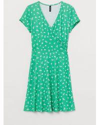 H&M - Knee-length Dress - Lyst