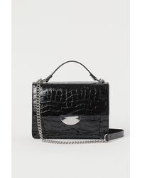 H&M Petit sac bandoulière - Noir
