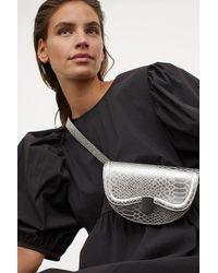 H&M Belt Bag - Metallic