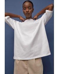 H&M Oversized T-shirt - White