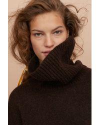 H&M - Knit Turtleneck Sweater - Lyst