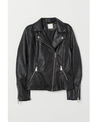 H&M Bikerjack - Zwart