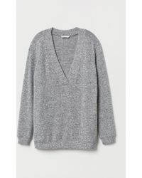 H&M - Mama Fine-knit Nursing Jumper - Lyst