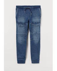 H&M Joggers - Blauw