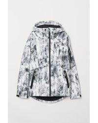 H&M Ski Jacket - White