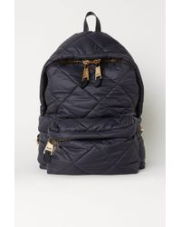 H&M - Oversized Backpack - Lyst