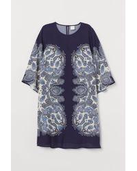 H&M - Robe courte - Lyst