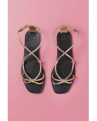 H&M Sandals - Brown