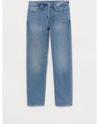 H&M Straight Jeans - Blauw