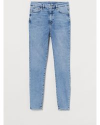 H&M - Embrace High Ankle Jeans - Lyst