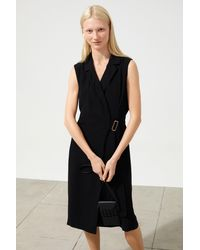 H&M Jacket Dress - Black