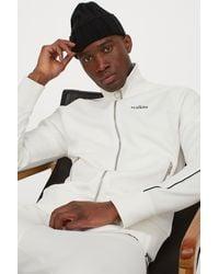 H&M Jersey Jacket - White