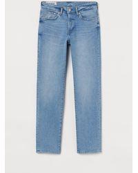 H&M Regular Jeans - Blue