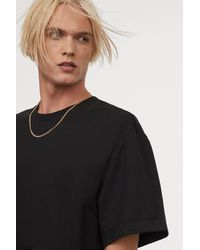 H&M 3-pack Necklaces - Metallic