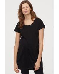 H&M Mama 3-piece Cotton Jersey Set - Black