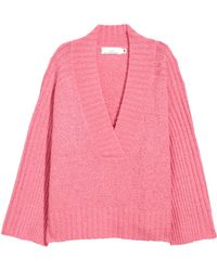 H&M Knitted Jumper - Pink