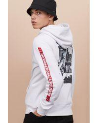 h&m nike hoodie