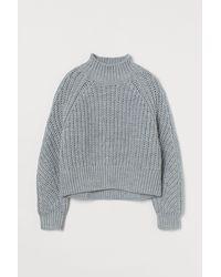 H&M Pullover - Grau