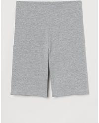 H&M Cycling Shorts - Grey