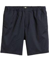 H&M Knielange Short - Blauw