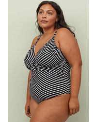 H&M - + Shaping Swimsuit - Lyst