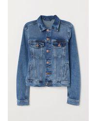 H&M Denim jacket - Blau