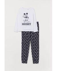 H&M Pyjamas - White