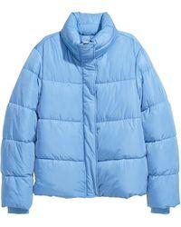 H&M Padded Jacket - Blue