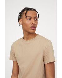 H&M 2-pack Long Fit T-shirts - Purple