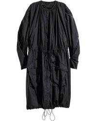Nylon Noir En En Nylon Noir Trench Coat Trench Trench Coat Coat POkXZiu
