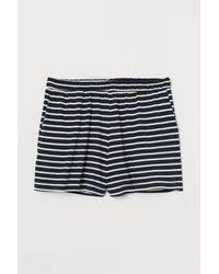 H&M - H & M+ Shorts aus Modalmischung - Lyst
