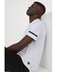 H&M Loose Fit Sports Top - White