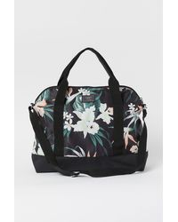 H&M Small Weekend Bag - Green