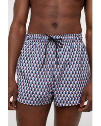 H&M 2-pack Swim Shorts - Blue