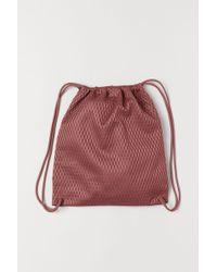 H&M Gym Bag - Pink
