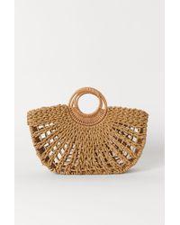 H&M Straw Bag - Natural