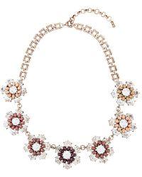 Hobbs - Fleur Necklace - Lyst
