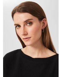 Hobbs Corinna Earring - Metallic