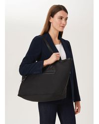 Hobbs Norfolk Nylon Tote Bag - Black